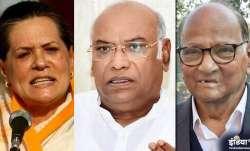 कांग्रेस अकेले कुछ तय नहीं कर सकती, पवार- सोनिया की मीटिंग में होगा फैसला: मल्लिकार्जुन खड़गे- India TV Paisa