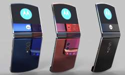 Motorola launches foldable Razr, coming to India soon- India TV Paisa