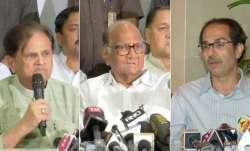 महाराष्ट्र में सरकार गठन पर गतिरोध जारी, एनसीपी-कांग्रेस ने शिवसेना पर फोड़ा पूरा ठीकरा- India TV Paisa