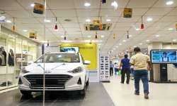 Passenger vehicle sales rise marginally in October- India TV Paisa