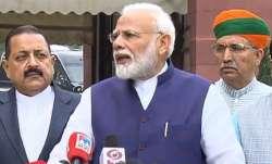 PM Modi Rajya Sabha Speech Live Updates- India TV Paisa