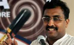 Need to start political engagement in Valley: Ram Madhav- India TV Paisa