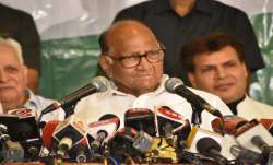 Sharad Pawar says no question of mid term election - India TV Paisa