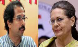 Uddhav Thackeray and Sonia Gandhi- India TV Paisa