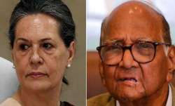 Sonia gandhi and Sharad pawar- India TV Paisa