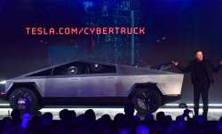 Musk unveils Tesla's electric Cybertruck at $39,000 - India TV Paisa