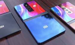 Xiaomi patents foldable phone with 5 pop-up cameras- India TV Paisa