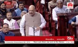 Amit Shah says statements of Congress Party leaders and Pakistani Leaders are same- India TV Paisa