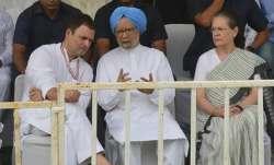 कांग्रेस की आज रामलीला मैदान में 'भारत बचाओ रैली', मोदी सरकार को घेरने की कोशिश- India TV Paisa