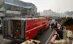 Delhi Fire- India TV Paisa