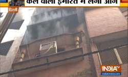 Delhi Fire- India TV Paisa