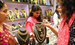 Gold falls Rs 73, silver slides by Rs 89- India TV Paisa