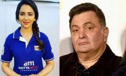 rishi kapoor and rakul preet singh- India TV Paisa