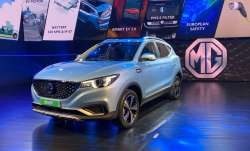 MG Motor unveils ZS EV, working on concept sub-Rs10 lakh EV for India- India TV Paisa