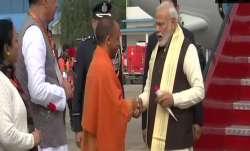 पीएम नरेंद्र मोदी कानपुर पहुंचे, करेंगे जाजमऊ तक गंगा नदी में बोटिंग- India TV Paisa