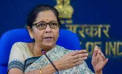 Buzz of increasing GST rates everywhere except my office, says Sitharaman- India TV Paisa