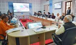 PM Modi chairs meeting of Ganga council in Kanpur- India TV Paisa