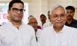 Prashant Kishor and Nitish Kumar - India TV Paisa