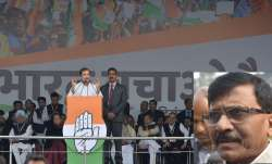 Sanjay Raut Rahul Gandhi- India TV Paisa