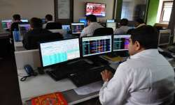 Sensex, Nifty gain ahead of macro data- India TV Paisa