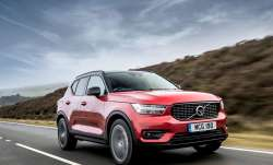 Volvo Cars launches XC40 T4 R-Design SUV priced at Rs 39.9 lakh- India TV Paisa