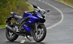 Yamaha launches BS-VI compliant YZF-R15 bike, price starts at Rs 1.45 lakh- India TV Paisa