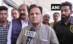 Congress Leader Ahmed Patel- India TV Paisa
