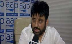 Amanatullah Khan- India TV Paisa