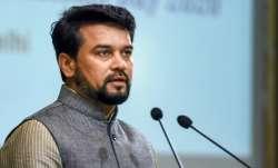 केन्द्रीय मंत्री अनुराग ठाकुर- India TV Paisa