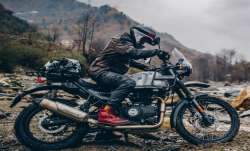 <p>Royal Enfield launched Himalayan...- India TV Paisa