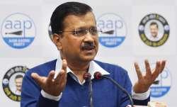 दिल्ली के मुख्यमंत्री और आम आदमी पार्टी (AAP) के संयोजक अरविंद केजरीवाल- India TV Paisa