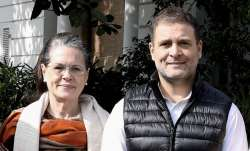 Congress interim President Sonia Gandhi and party leader Rahul Gandhi- India TV Paisa