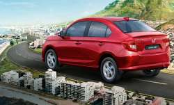 Honda drives in BSVI-compliant Amaze at Rs 6.09 lakh- India TV Paisa
