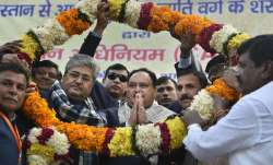 BJP Working President J P Nadda- India TV Paisa