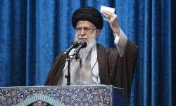 Ayatollah Ali Khamenei, General Qasem Soleimani, Khamenei, Khamenei Britain- India TV Paisa