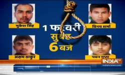 Fresh Death warrant of Nirbhaya Convicts, to be hanged on Feb 1st - India TV Paisa