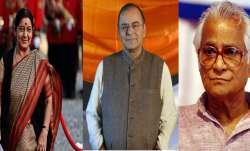 Sushma Swaraj, Arun Jaitley, Padma award, Padma Vibhushan- India TV Paisa