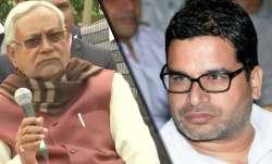 Prashant Kishor statement on Nitish Kumar- India TV Paisa