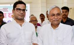 Prashant Kishor thanks Nitish Kumar - India TV Paisa