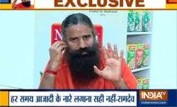 Swami Ramdev- India TV Paisa