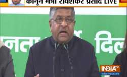 Ravi Shankar Prasad- India TV Paisa