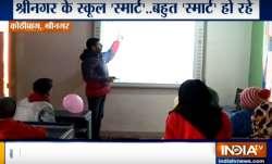 India TV EXCLUSIVE: Srinagar evolving into a smart city, 25 hi-tech schools start functioning- India TV Paisa