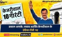Arvind Kejriwal- India TV Paisa