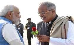 Bhupesh Baghel PM Modi- India TV Paisa
