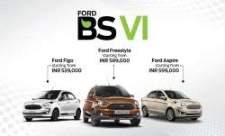 Ford, BS-VI compliant, Figo, Freestyle, Aspire models- India TV Paisa