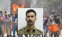Protestors hurl brick-bats during clashes between...- India TV Paisa