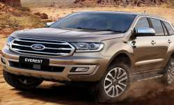 Ford India launches 2020 edition of Endeavour; price starts from Rs 29.55 lakh- India TV Paisa