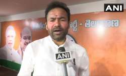 Union Minister of State for Home G Kishan Reddy- India TV Paisa