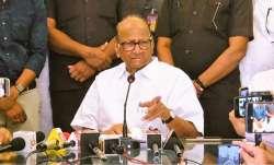 NCP Chief Sharad Pawar - India TV Paisa
