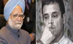 Manmohan Singh and Rahul Gandhi- India TV Paisa